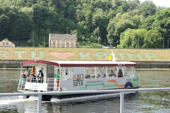 boat Kaunas