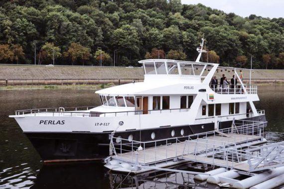 Laivas Perlas boat perlas