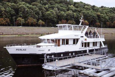 laivas Perlas