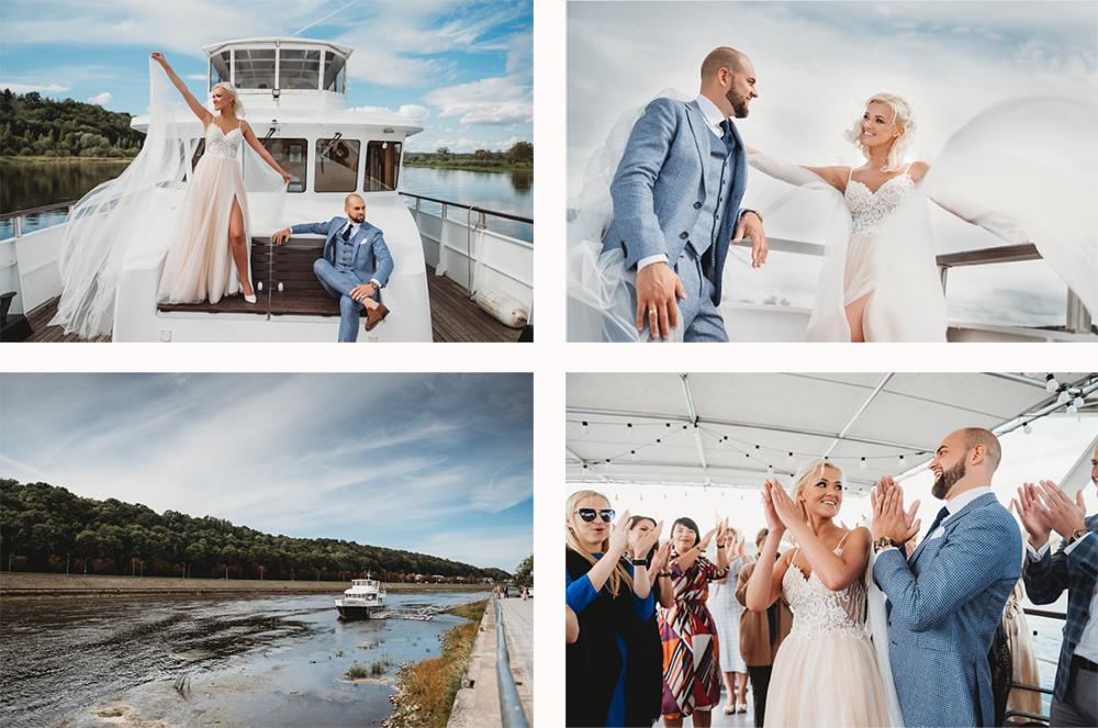 vestuvės laive Perlas